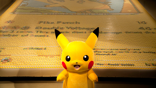 Pikachu Photo Mosaic